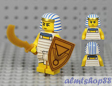 LEGO Series 13 - Egyptian Warrior 71008 Minifigure Mummy Fighter Collectible CMF