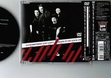 U2 Sometimes You Can't Make It On Your Own JAPAN DVD-SINGLE UIBI-5004 Free S&H