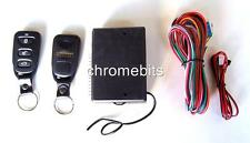 Remote Central Locking Keyless Entry window roll-up for FORD Fiesta Escort 116