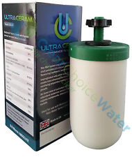 UltraCeram Gravity Water Filter Candle - Removes FLUORIDE! 0.5 Micron - Made UK