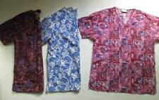 XS Scrub tops lot of 3 Peaches Absolute Barco Uniforms