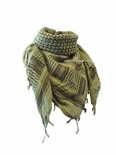 SCARF Olive Green SHEMAGH/Scarf - Women's Men's - British Army Military - G2412