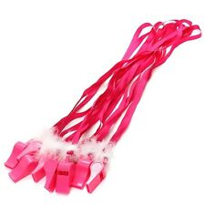 Bachelorette Whistle Party Favors Necklace Pink Feather Girls Night Out 2 piece