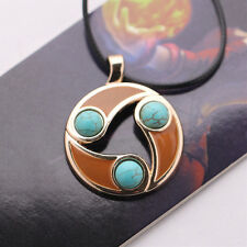 Alloy DOTA 2 Game Talisman of Evasion Necklace Pendant Gift Collection Jewelry