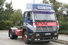 Truck Photo - Lkw Foto Steyr 19S36 ex Willy Schoer /177