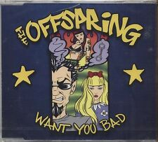 THE OFFSPRING - Want you bad - CDs SINGLE 2001 SIGILLATO SEALED 4 TRACKS