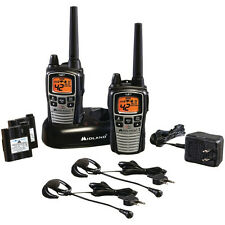 NEW Midland GXT860VP4 Two Way Radio Walkie Talkie 42 Channel 36 Mile Range GMRS