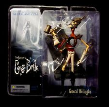 McFarlane Series 1 Corpse Bride General Wellington Tim Burton Action Figure Depp