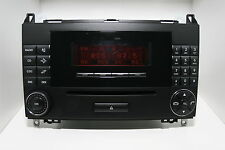 MERCEDES AUDIO 20 CD mf2750 original autoradio sprinter vito A B Classe radio 04