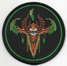 PARCHE WOW WORLD OF WARCRAFT DEMON HUNTER CAZADOR DE DEMONIOS  8 CMS PATCH