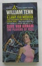 BELMONT DOUBLE #B60-077 WILLIAM TENN DAVE VAN ARNAM 1968 1ST ED PB