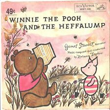 WINNIE the POOH & THE HEFFALUMP--PICTURE SLEEVE ONLY---PS--PIC--SLV