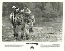 Edward Furlong in Pet Sematary II 1992 vintage movie photo 17450