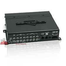 ZAPCO DSP-Z8 Car Audio 8-Channel Full Digital Sound Signal Processor DSP New