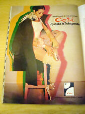 PUBBLICITA' ADVERTISING WERBUNG 1975 CORI ALFA CASTALDI (AM44)