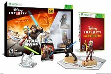 Disney Infinity 3.0 Star Wars Edition Starter Pack - Xbox 360 NEW!