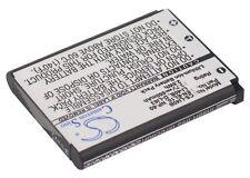 Batterie Li-Ion POUR CASIO EXILIM EX-Z550BE Exilim Exilim EX-Z330 nouveau ex-z33bkebb