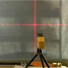SET Mini Line Laser Level Marker TD9B 160 degrees Laser Range Adjustable Tripod