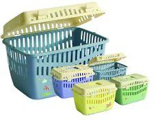 Transportbox Katzen Kleintiere Nager Kaninchen Kleintierbox Tiertransportbox