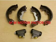 Ford Focus Mk1 |1998-2004| All Models Rear Brake Shoes & Cylinders