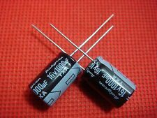 500p Genuine Rubycon 16V 1000UF Electrolytic Capacitor 10X16mm