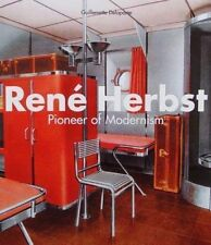 BOEK/BOOK/LIVRE : RENÉ HERBST (art deco metal/steel furniture/meuble,design