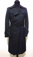 CULT VINTAGE '70 Trench Impermeabile Uomo Man Rain Coat Trench Sz.S - 46