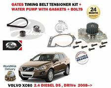 FOR VOLVO XC60 2.4 D5 DRIVe 2.0V 2008--  TIMING CAM BELT & WATER PUMP KIT