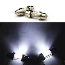 White 4 LED DE3175 DE3022 3021 for HONDA Interior Dome Light 31mm Festoon Bulb