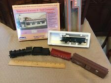 Model Train Lot, Made In Italy And 1 Building Kit