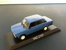 VAZ 2107  MODEL DIECAST IXO /IST LEGENDARY CARS 1/43 BA61