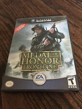 Medal of Honor: Frontline Player's Choice (Nintendo GameCube, 2004) G1