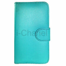 Flip Wallet Leather Book Case Cover Samsung Galaxy Phones Free Glass  Protector