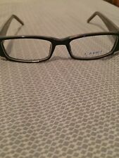 Black Optics Capri Tiffany Frame 49-16 49 16 135 New Designer EYEWEAR