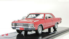 Dodge Dart GTS charger red 1968 Highway 61 1:43 43001