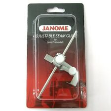 Adjustable Seam Guide #795806102 For Janome 900CPX, 1000CPX CoverPro Machines