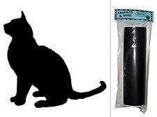 Cat Burmese - Large - Chalkboard Vinyl Sticker Decal Wall Decor
