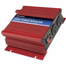 Projecta POWER INVERTER 600W Ideal For Mobile Handyman & Camping *Aust Brand