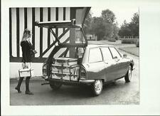 "CITROEN GS ESTATE PRESS PHOTO "" BROCHURE """