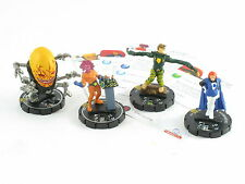 Heroclix Saturn Girl Despero The Top Chang Tzu Arkham Asylum