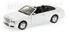 BENTLEY Azure 2006 White 1/18  100139502 Minichamps