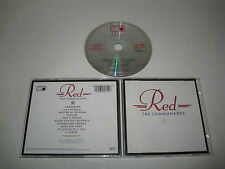 THE COMMUNARDS/RED(METRONOME 828 074-2) CD ALBUM