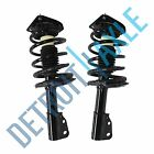 2 NEW Front Driver and Passenger Complete Ready Strut Assembly