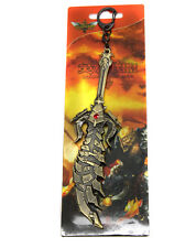 6 INCH LEAGUE OF LEGENDS LOL HERO SWORD KEYCHAINS KEYRINGS HANGING PENDANTS