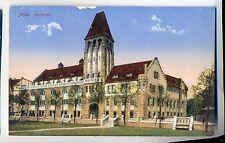 H 345  Jena Volksbad 1918 gelaufen