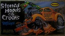 2013 Moebius Models 1/25 #1209 Von Franco's Stoned Hoods & Crooks custom car kit