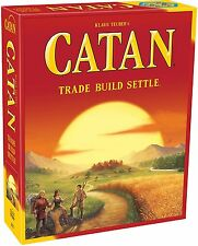 Original Settlers of Catan Board Game 5th Edition MPN MFG3071 USA