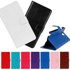 DT Magnetic Flip PU Leather Wallet Stand Case Cover With Card Holder For Samsung