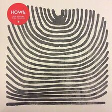 RIVAL CONSOLES Howl NEW/SEALED ERASED TAPES DOUBLE BLACK VINYL LP