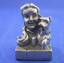 Monopoly Wizard Of Oz Dorthy & Toto Replacement Part Game Piece Token Mover 1998